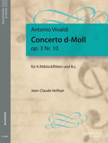 Concerto d-Moll
