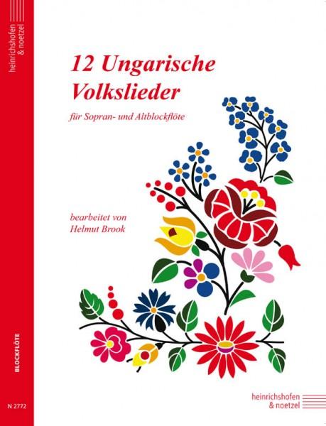 12 Ungarische Volkslieder