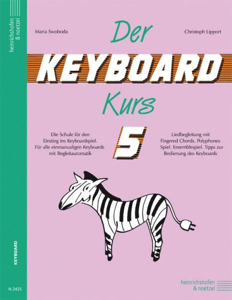 Der Keyboard-Kurs, Bd 5