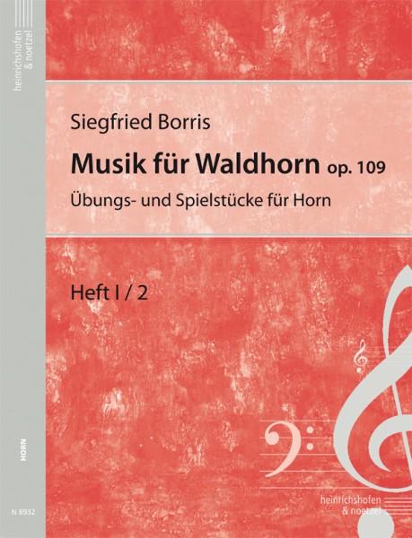 Musik für Waldhorn, Heft 2