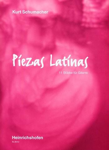 Piezas latinas