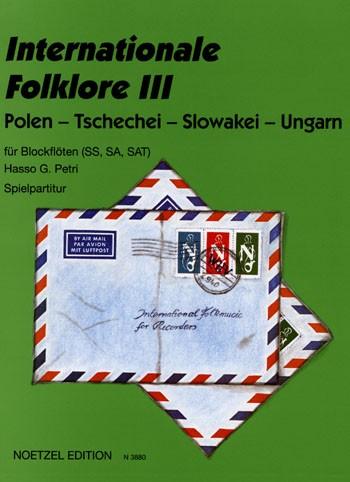 Internationale Folklore, Bd 3