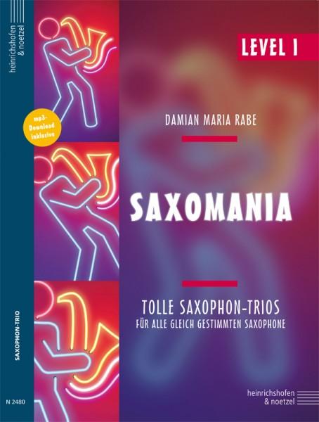 Saxomania - Level I