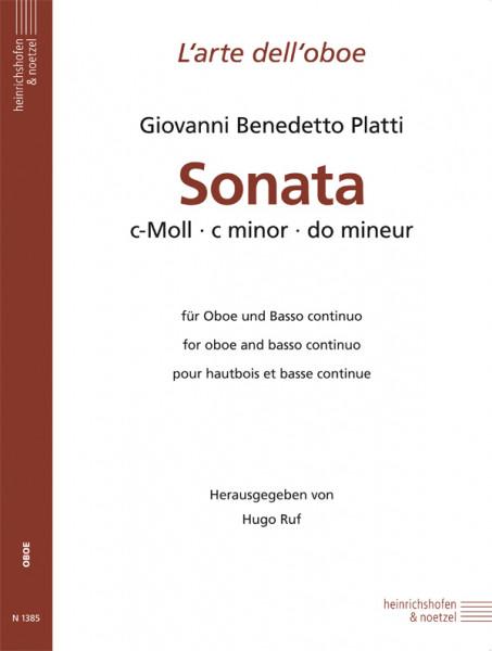 Sonata c-Moll