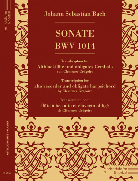 Sonate BWV 1014