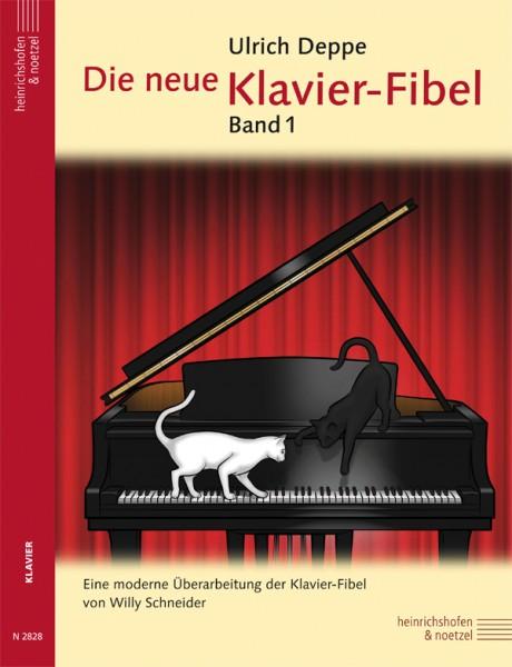 Die neue Klavier-Fibel Band 1
