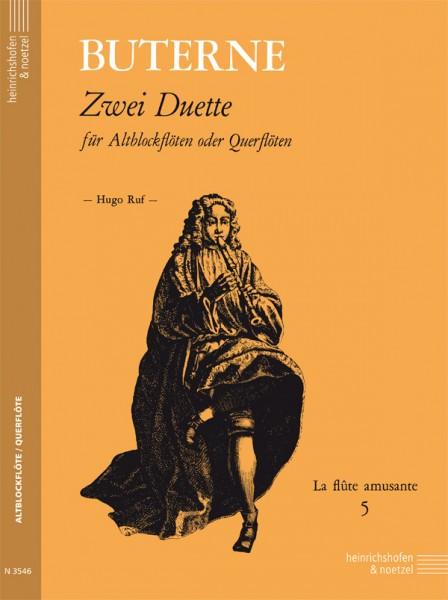 Zwei Duette G-Dur, c-Moll , Bd 3