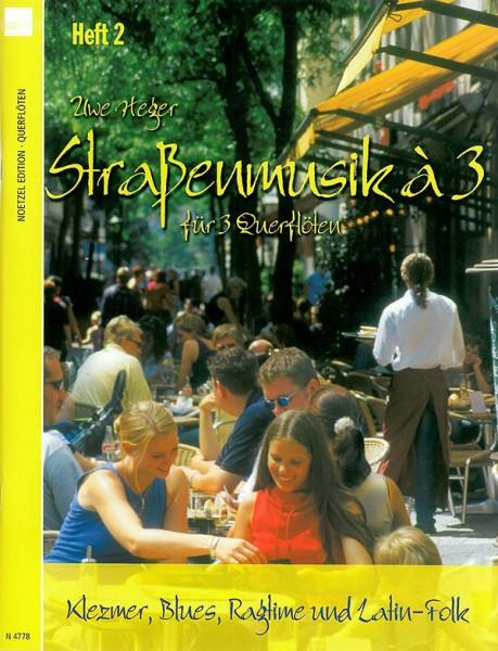 Straßenmusik à 3, Band 2 (Querflöte)