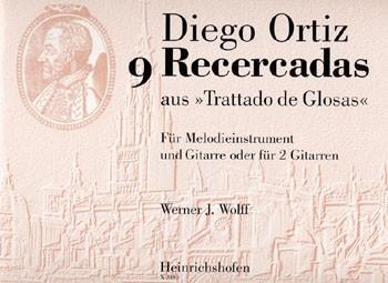 """9 Recercadas aus """"Trattado de Glosas"""""""