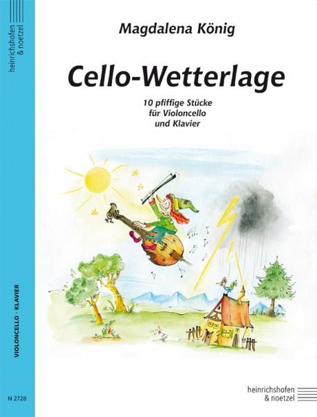 Cello-Wetterlage