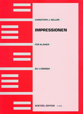 Impressionen für Klavier zu 4 Händen