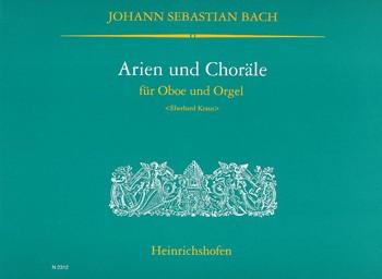 Arien und Choräle für Oboe und Orgel