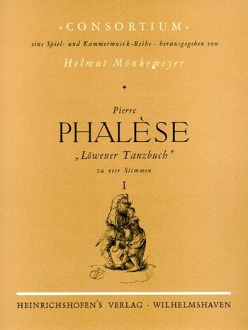 Löwener Tanzbuch zu vier Stimmen, Bd 1