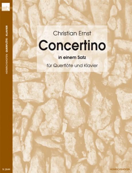 Concertino in einem Satz