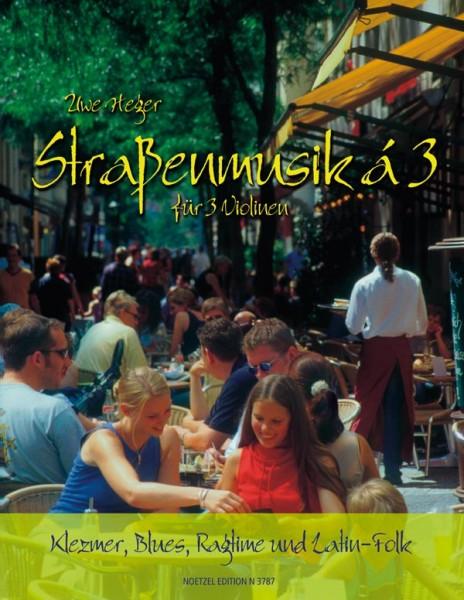 Straßenmusik à 3, Band 1 (3. Stimme: Violoncello)