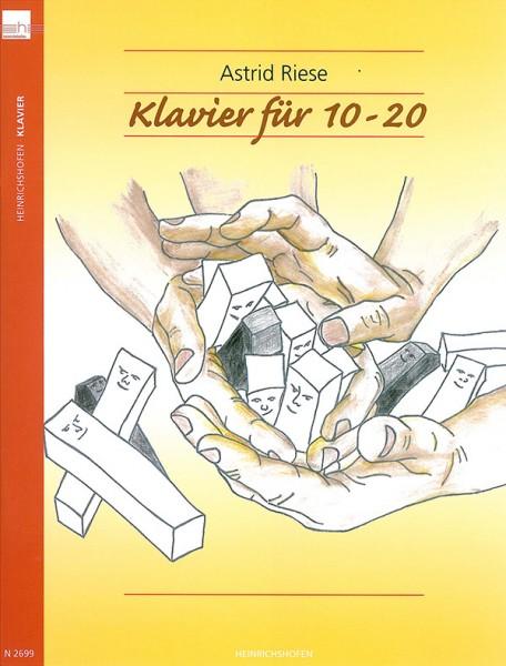 Klavier für 10-20 Finger, Bd 1