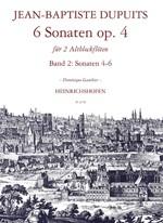 6 Sonaten, Bd 2