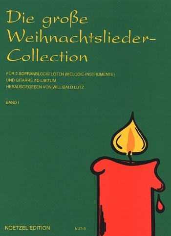 Die große Weihnachtslieder-Collection, Heft 1
