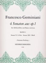 4 Sonaten, Bd 2