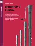 Concerto Nr. 2 L'Estate
