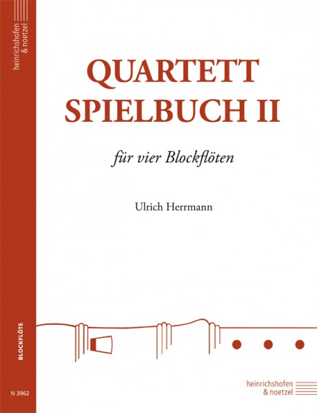 Quartett-Spielbuch II, Band 2