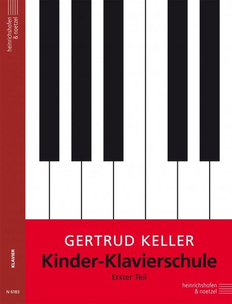 Kinder-Klavierschule, Band 1