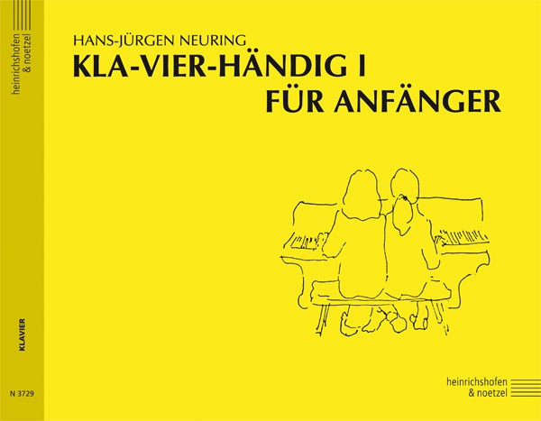 KLA-VIER-HÄNDIG I