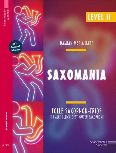 Saxomania - Level II