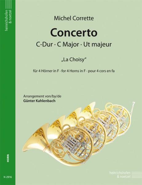 "Concerto C-Dur ""La Choisy"""
