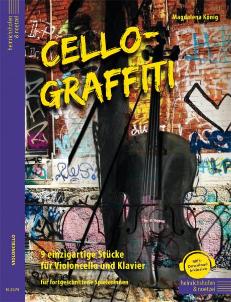 Cello-Graffiti