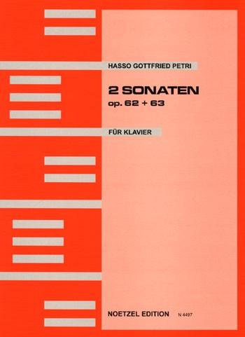 2 Sonaten für Klavier