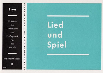 Lied und Spiel, Bd 11