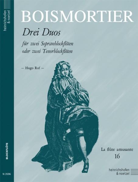 Drei Duos , Bd 16