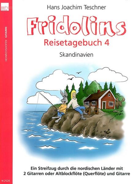 Fridolins Reisetagebuch, Bd 4