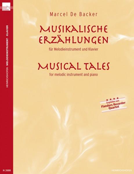 Musikalische Erzählungen / Musical Tales