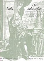 Die Altblockflöte, Heft 1