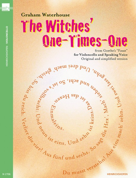 The Witches' One-Times-One