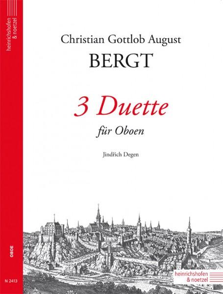 3 Duette für Oboen