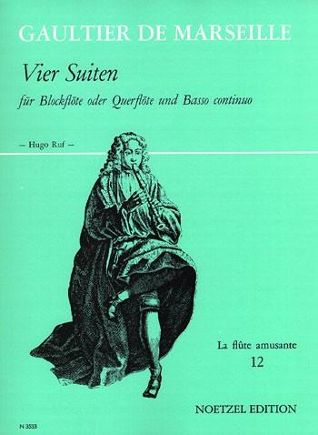 Vier Suiten , Bd 12