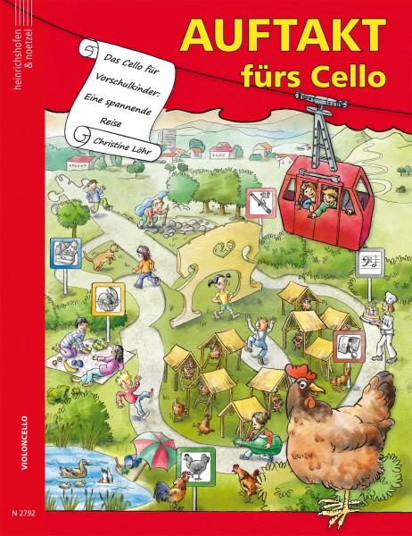 Auftakt fürs Cello