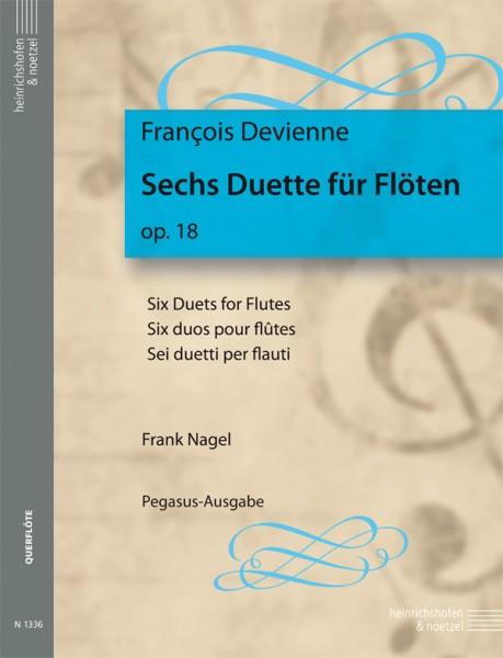Sechs Duette für Flöten