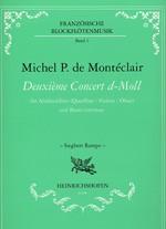 Deuxième Concert d-Moll