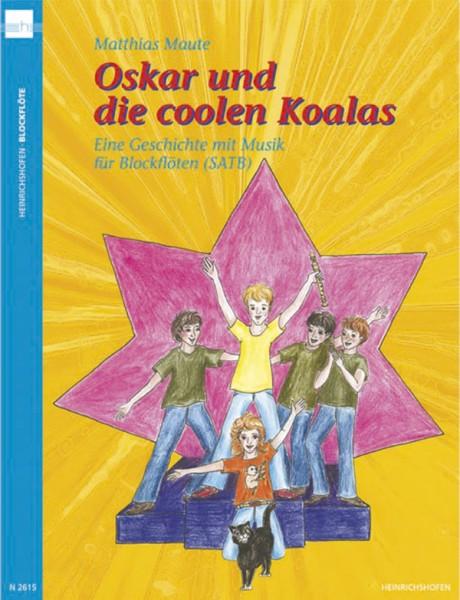 Oskar und die coolen Koalas, Band 1