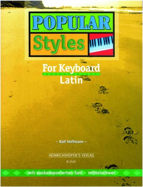 Popular Styles for Keyboard, Bd 4