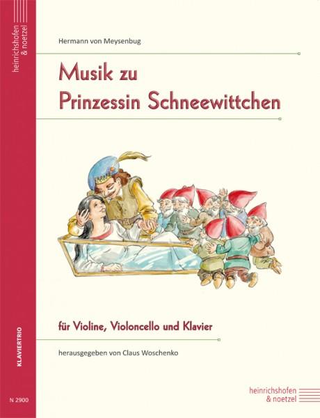 Musik zu Prinzessin Schneewittchen