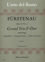 Grand Trio F-Dur mit Fuge