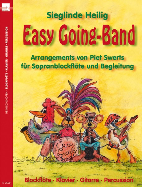 Easy Going-Band, Bd 1