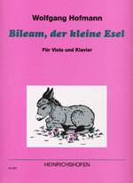 Bileam, der kleine Esel