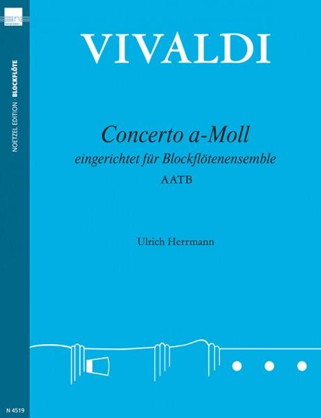 Concerto a-Moll