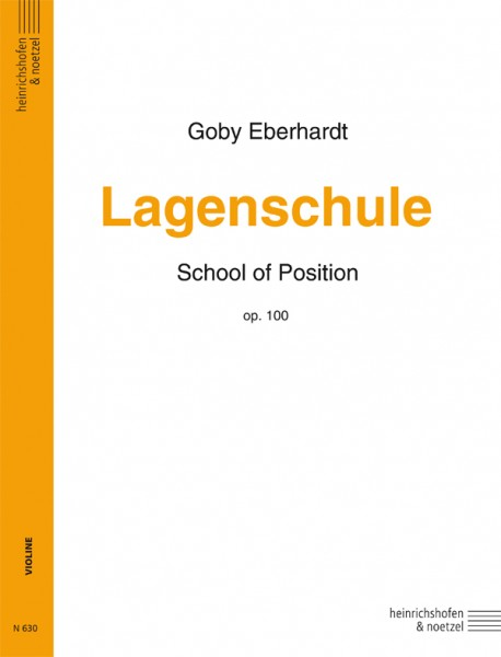 Lagenschule. School of Position